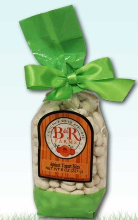 B&R Farms Apricot Yogurt Bites